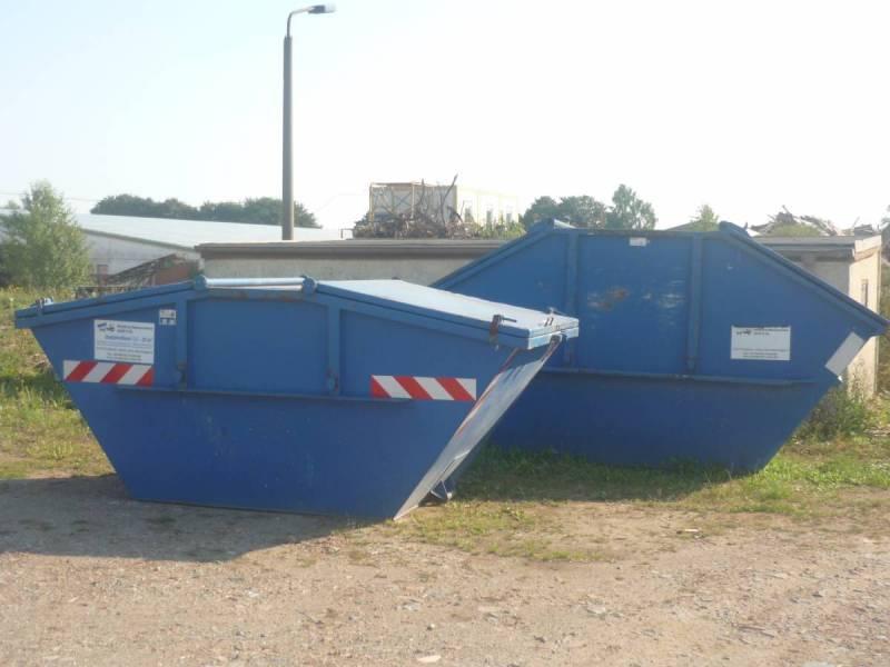 Absetzcontainer-geschlossen
